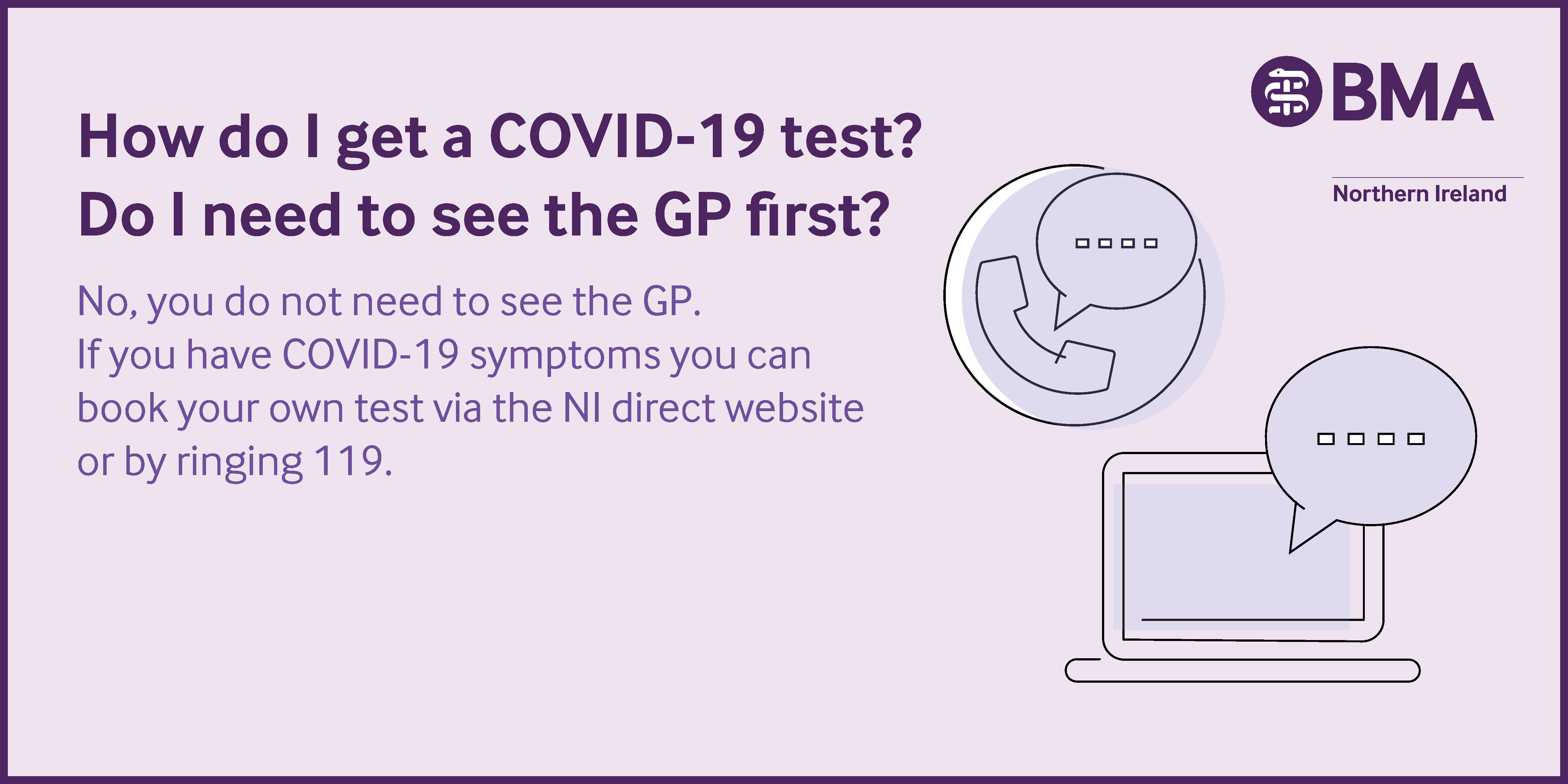 Getting Yourself a Covid Test